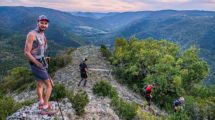 Trail des Hospitaliers nant Aveyron