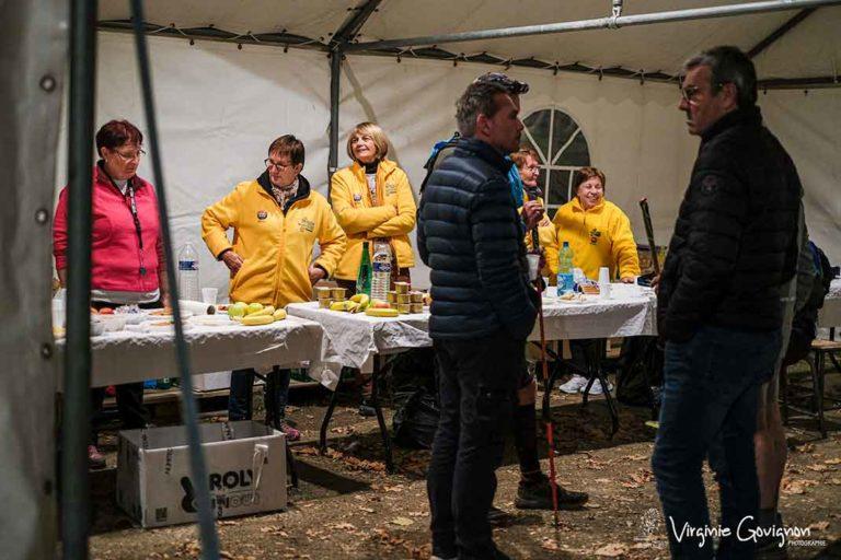 Bénévoles aux Festival des Hospitaliers