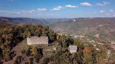 Trail la Nantaise en Aveyron