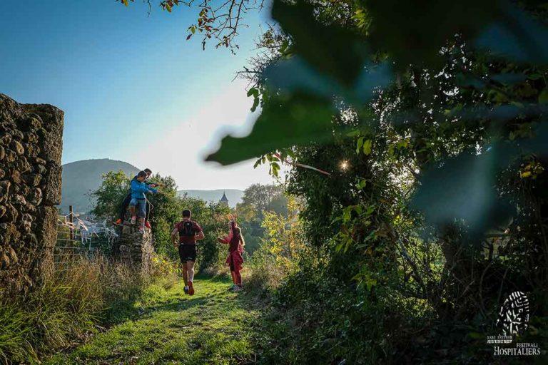 Trail Larzac Dourbie en Aveyron