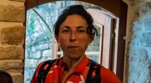 Virginie Govignon - Trail des Hospitaliers en Aveyron